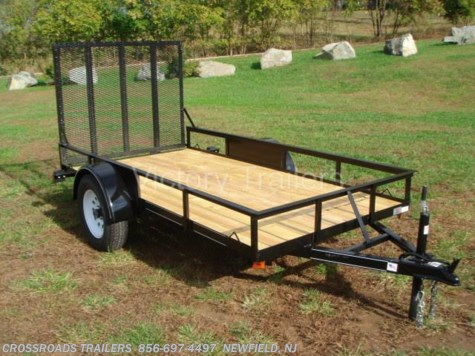 2016 Victory Trailers  6x12 Landscape