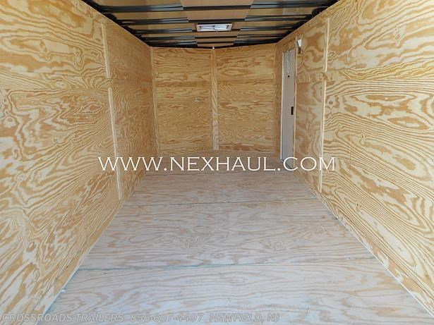 New 2021 Nexhaul 7x16 ENCLOSED CARGO TRAILER available in Newfield, New Jersey