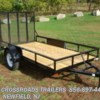 New 2018 Nexhaul 6x12 Landscape For Sale by Crossroads Trailer Sales, Inc. available in Newfield, New Jersey