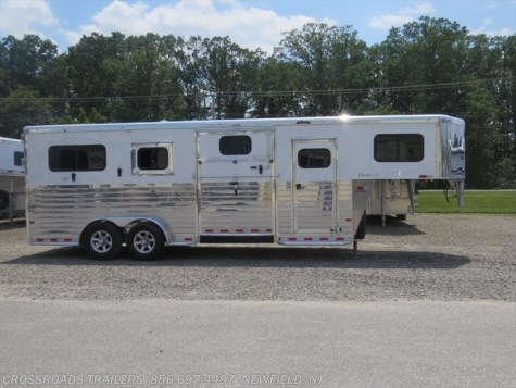 2018 Sundowner Charter  2HGN 2+1 STRAIGHT LOAD WARMBLOOD W/DR