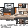 2017 Forest River Salem Villa Estate 385FLBH floorplan image