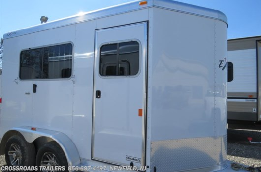 2 Horse Trailer - 2018 Exiss Bumper Pull 2 HORSE WARMBLOOD RAMP available New in Newfield, NJ