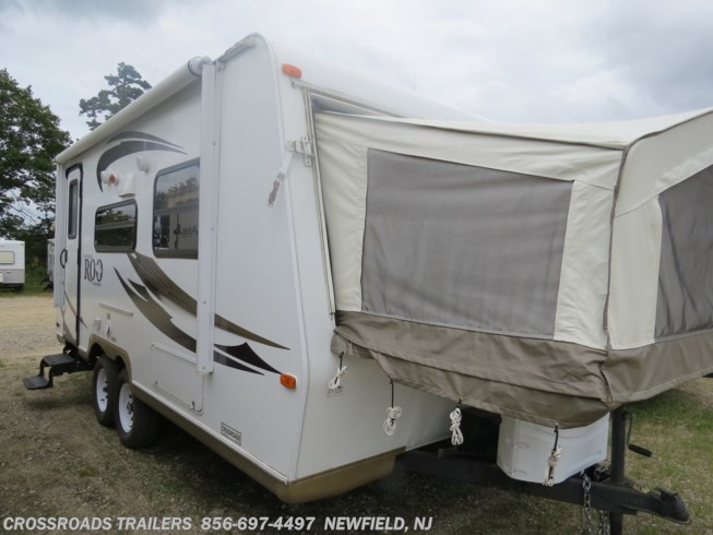 Used 2012 Forest River Rockwood Roo 19 available in Newfield, New Jersey