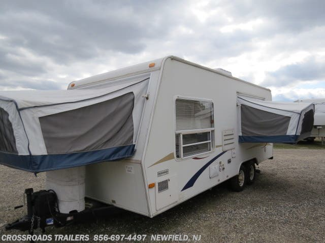 0072 - 2005 Jayco Jay Feather EXP 21J Travel Trailer for ...  Skyline Jay Mobile Home on