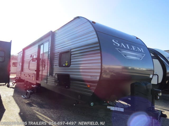 Used 2019 Forest River Salem 36BHDS available in Newfield, New Jersey