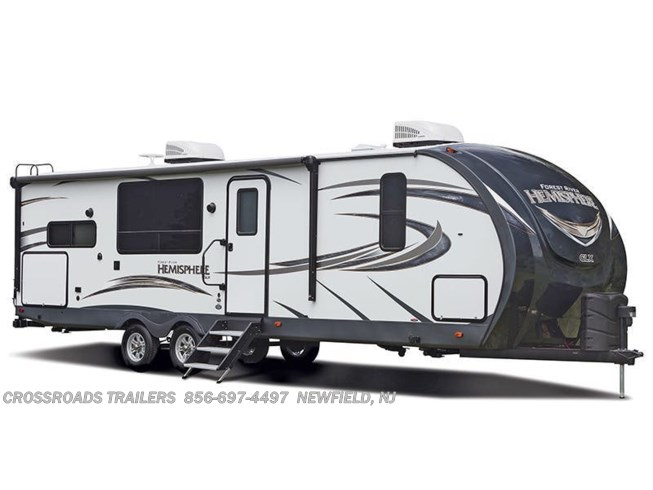Stock Image for 2019 Forest River Salem Hemisphere GLX 273RL (options and colors may vary)