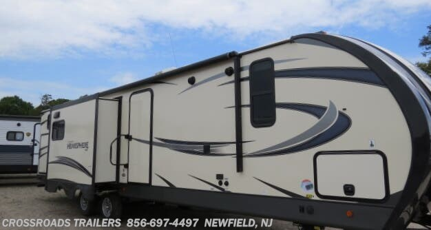 New 2020 Forest River Salem Hemisphere GLX 300BH available in Newfield, New Jersey