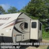 2015 Keystone Bullet 243BHS  - Travel Trailer Used  in Newfield NJ For Sale by Crossroads Trailer Sales, Inc. call 800-545-4497 today for more info.
