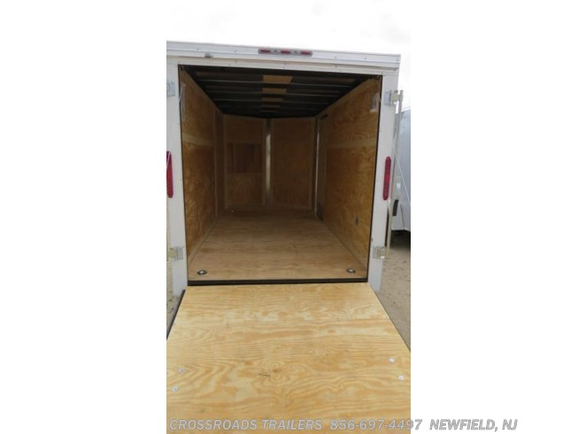 New 2020 Homesteader Intrepid 7x14 Enclosed Cargo Trailer available in Newfield, New Jersey