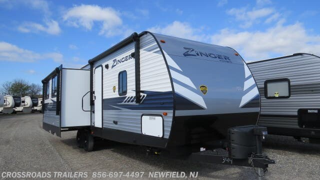New 2020 CrossRoads Zinger ZR292RE available in Newfield, New Jersey
