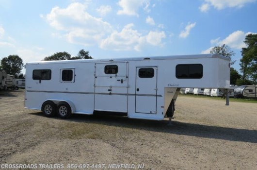 3 Horse Trailer - 2020 Sundowner Charter SE 2 +1 WARMBLOOD WITH DR available New in Newfield, NJ