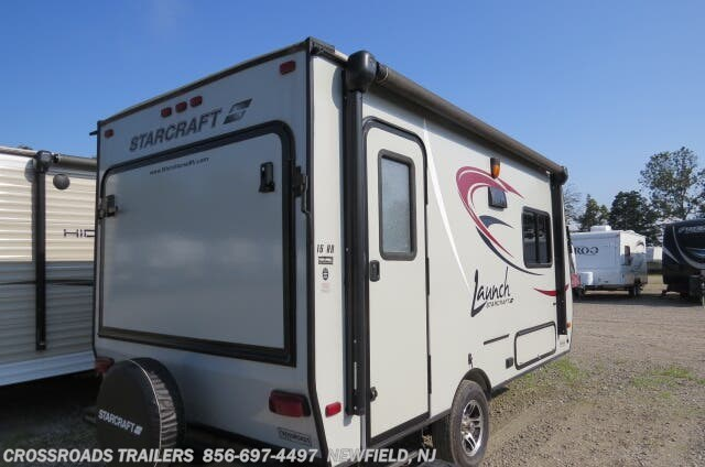 Used 2016 Starcraft Launch 16RB available in Newfield, New Jersey