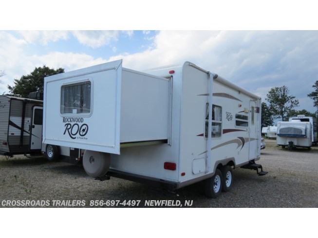 Used 2010 Forest River Rockwood Roo 21RS available in Newfield, New Jersey