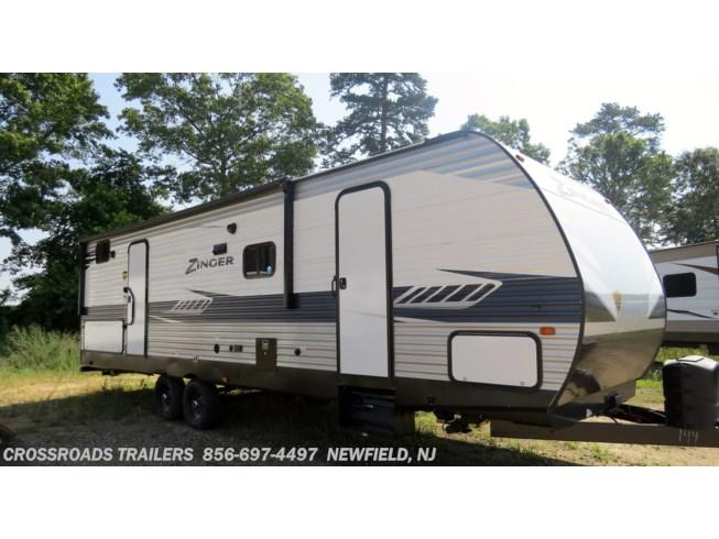 70144 2021 Crossroads Zinger Zr298bh Travel Trailer For Sale In Newfield Nj