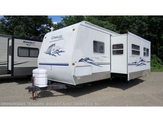 Used 2003 Keystone Cougar 301BHS available in Newfield, New Jersey