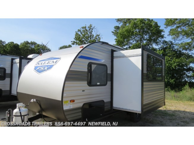 New 2021 Forest River Salem FSX 178BHS available in Newfield, New Jersey