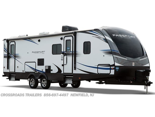 Stock Image for 2020 Keystone Passport Grand Touring 2950BH GT (options and colors may vary)