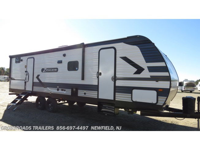 New 2021 CrossRoads Zinger ZR298BH available in Newfield, New Jersey