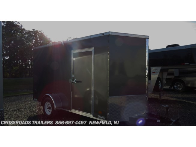 2021 Homesteader Intrepid 7X - New Cargo Trailer For Sale by Crossroads Trailer Sales, Inc. in Newfield, New Jersey