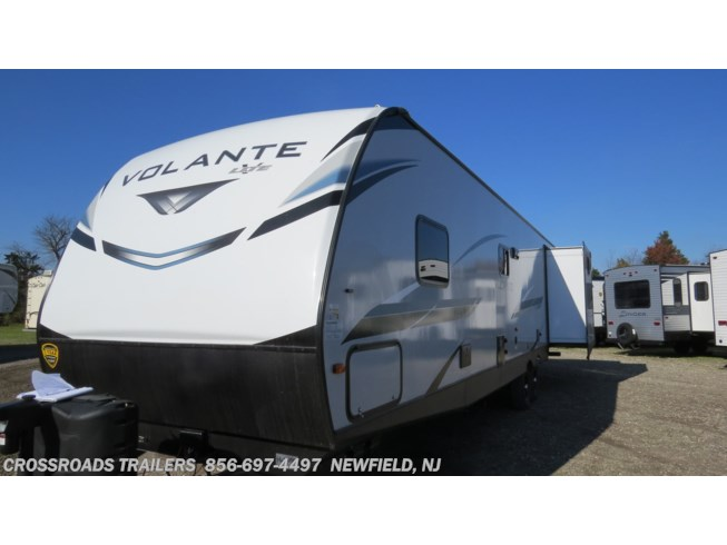 New 2021 CrossRoads Volante VL33DB available in Newfield, New Jersey