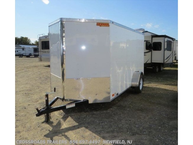 2021 Nexhaul 6' x 12' Enclosed - New Cargo Trailer For Sale by Crossroads Trailer Sales, Inc. in Newfield, New Jersey