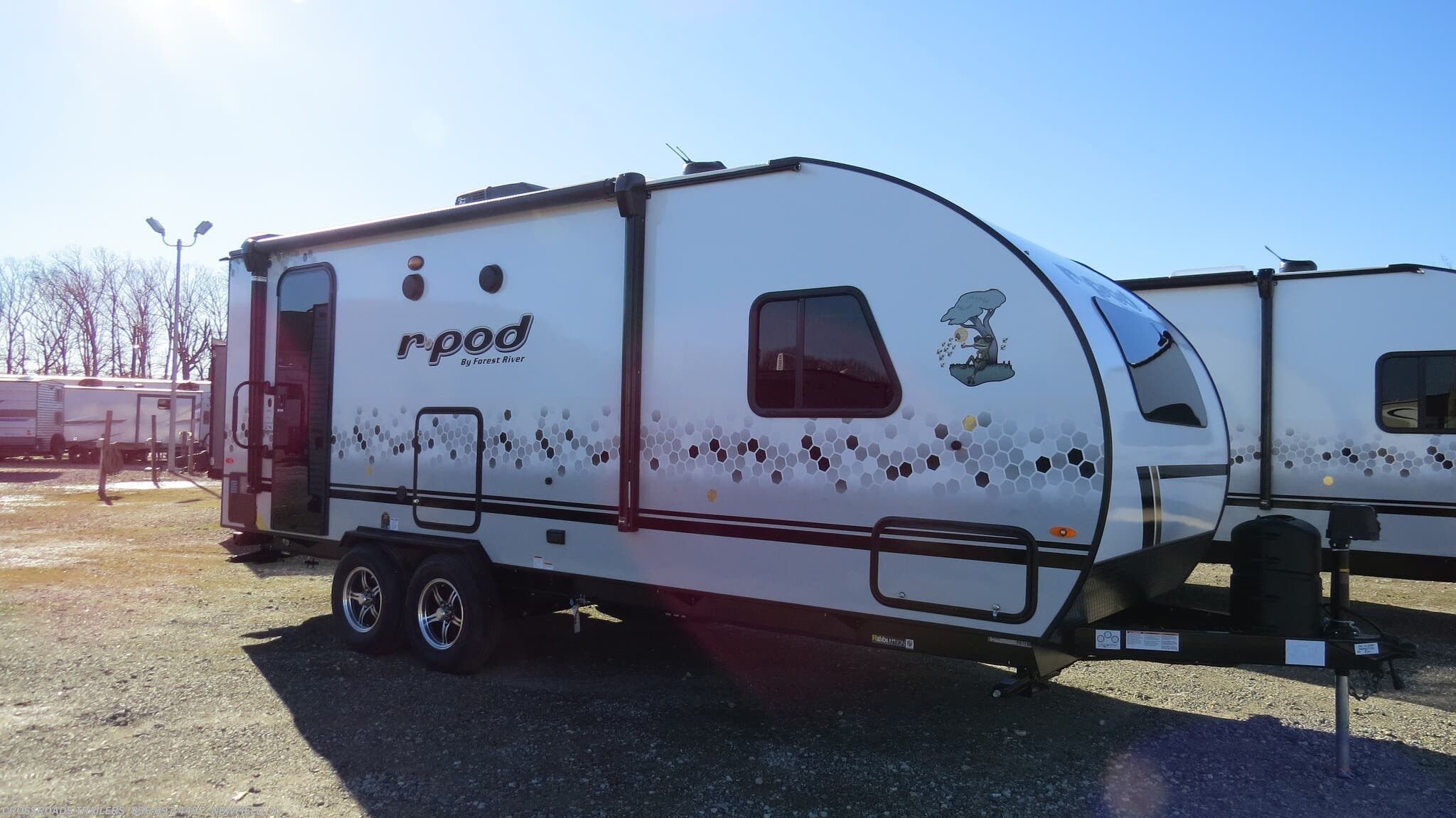 2021 Forest River R-Pod RP-202 RV for Sale in Newfield, NJ ...