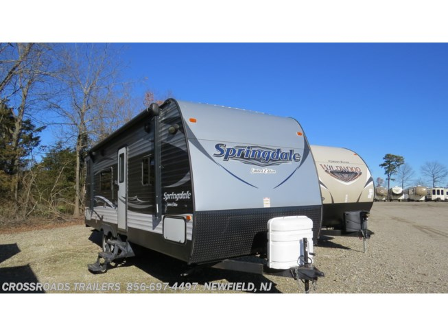 Used 2016 Keystone Springdale 260TBWE available in Newfield, New Jersey