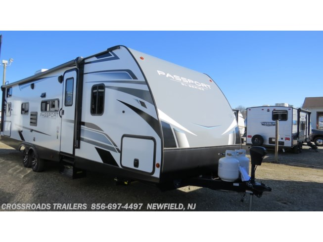 New 2021 Keystone Passport SL Series 282QB available in Newfield, New Jersey