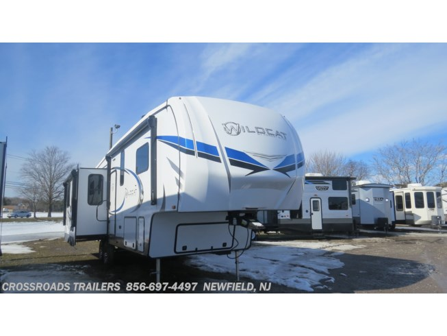 New 2021 Forest River Wildcat 336RLS available in Newfield, New Jersey