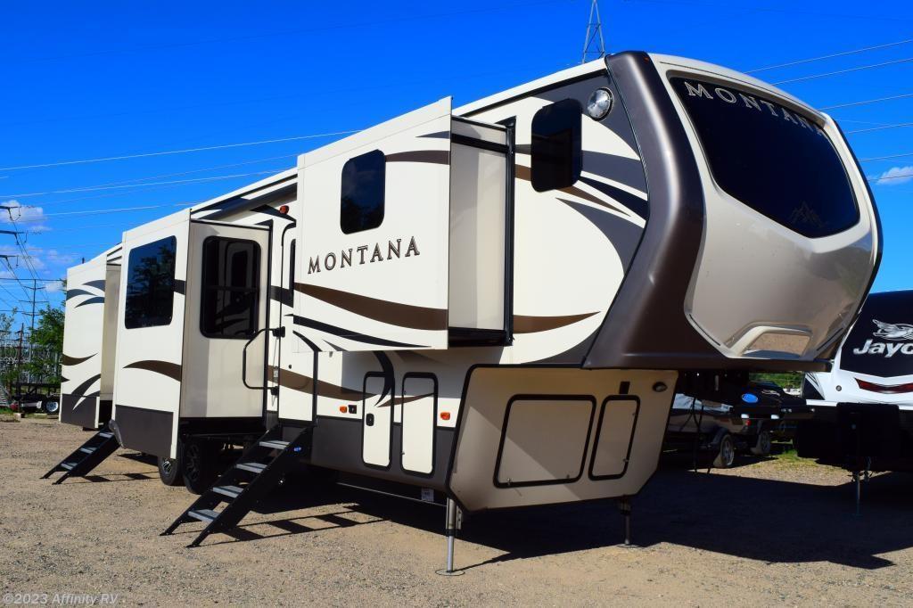 2017 Keystone RV Montana 3820FK For Sale In Prescott, AZ