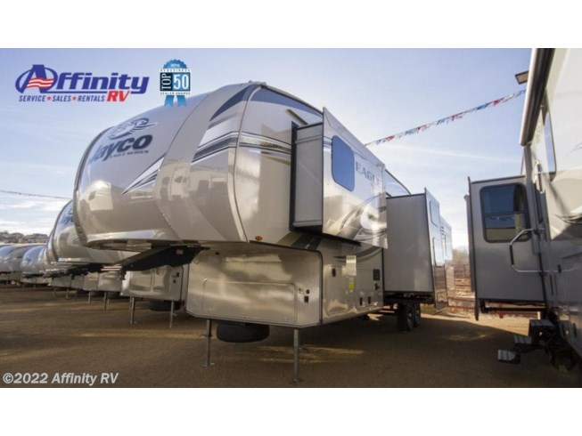 2018 Eagle HT 30.5MBOK by Jayco from Affinity RV in Prescott, Arizona