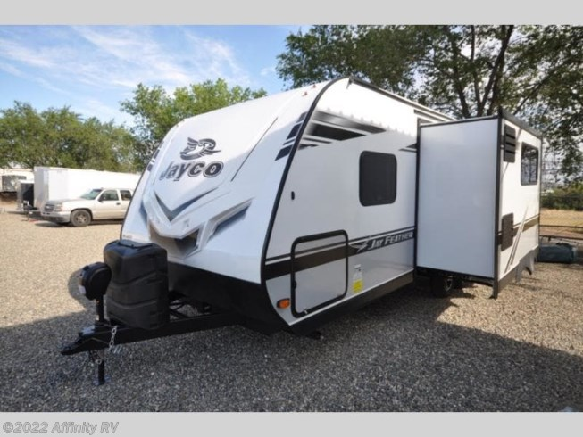 2021 Jay Feather 22RB by Jayco from Affinity RV in Prescott, Arizona