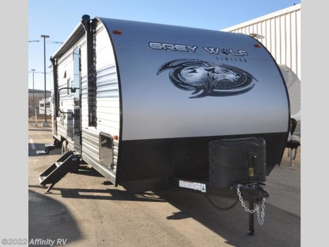 New 2021 Forest River Cherokee Grey Wolf 23DBH available in Prescott, Arizona